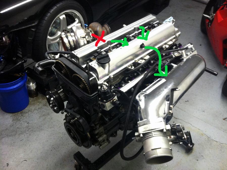 Nissan Titan Exhaust Leak : Service manual nissan titan intake manifold leak